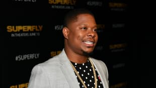 Jason Mitchell 'Straight Outta Compton' Today