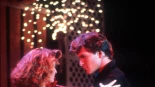 Jennifer Grey y Patrick Swayze en 'Dirty Dancing'