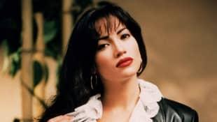 Jennifer Lopez en una imagen promocional de la película 'Selena'