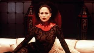 Jennifer López en una escena de la película 'The Cell'