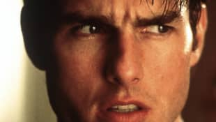 """""""Jerry McGuire"""" played by Tom Cruise"""