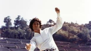 Jim Morrison baile