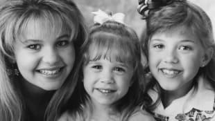 Candace Cameron, Mary-Kate Olsen y Jodie Sweetin