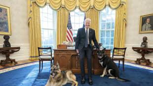Joe Biden, Champ and Major