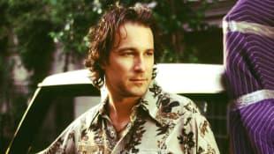 John Corbett en una escena de la serie 'Sex and the City'
