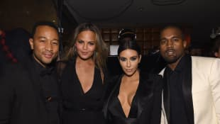 """John Legend Opens Up About His Relationship With Kanye West : """"We're Doing Our Own Thing"""""""