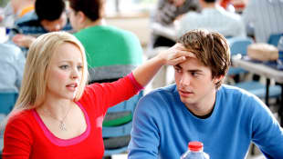 Rachel McAdams and Jonathan Bennett starred in 'Mean Girls' (2004)