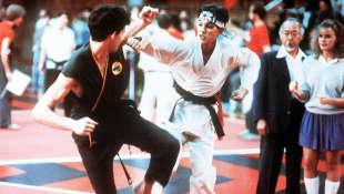 Karate Kid golpe