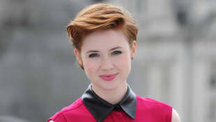 Karen Gillan 'Doctor Who' Today