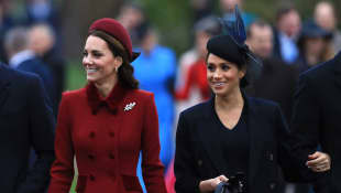 Kate Middleton's Uncle Gary Goldsmith Criticizes Meghan Markle In New Interview Oprah 2021 royal family Prince Harry made cry story