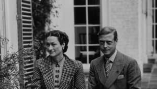 Edward, Duke of Windsor, and Wallis Simpson