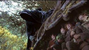 Una aterradora escena de la ganadora del Oscar El señor de los anillos: La comunidad del anillo