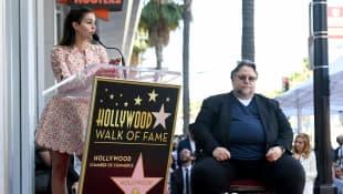 Lana Del Rey y Guillermo del Toro