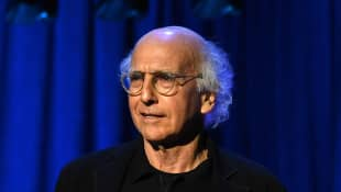 "Larry David Has A Social Distancing Message For ""The Idiots Out There"": ""You're Hurting Old People Like Me"""