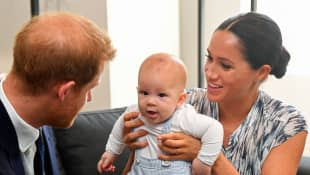 Little Archie Is Identical To His Father Prince Harry