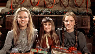 Melissa Sue Anderson, Lindsay Sidney Greenbush and Melissa Gilbert