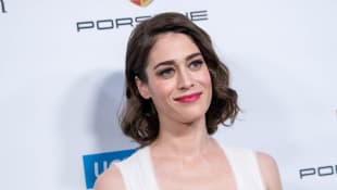 Lizzy Caplan attends MPTF's 8th annual Reel Stories, Real Lives event at Directors Guild Of America on November 04, 2019 in Los Angeles, California