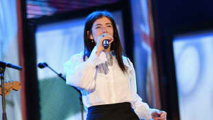 """Lorde Hints At New Music During Self Isolation: """"It Has Been Very Productive"""""""
