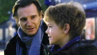 'Love Actually': Why Actor Liam Neeson Won't Watch The Movie Today Thomas Sangster