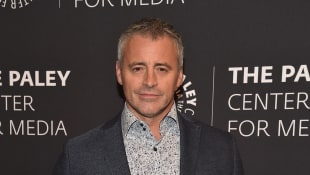 Matt LeBlanc in 2017