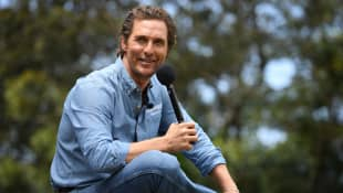 Matthew McConaughey May Run For Governor Of Texas politics interview 2021 2022 Greg Abbott Repbulican reelection
