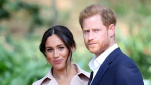 "Meghan Markle Has ""Americanized"" Prince Harry, Says Viscountess Julie Montagu Of 'Ladies of London'"