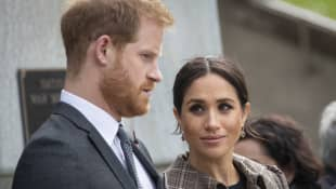 """Harry & Meghan are the """"big losers"""" in the royal family during the lockdown."""