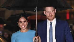 Prince Harry and Meghan Markle Worry For Their Safety Following Countless Drone Activity Above L.A Home