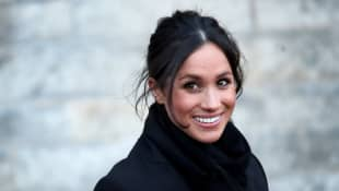 Meghan Markle Speaks Out For The First Time About Voice Gig For Disney's 'Elephants'