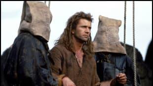Mel Gibson in 'Braveheart'