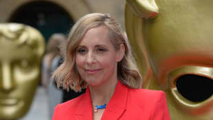 Mel Giedroyc attends the British Academy Television Craft Awards at The Brewery on April 28, 2019 in London, England.