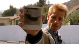 Guy Pearce en Memento
