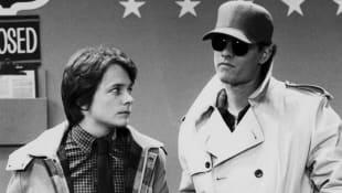 Michael J. Fox and Tom Hanks