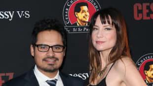 'Narcos: Mexico': Meet Michael Peña's Wife