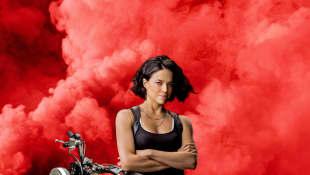 Michelle Rodríguez en 'Rápidos y furiosos 9'