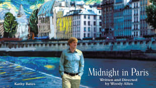 'Midnight In Paris' Owen Wilson