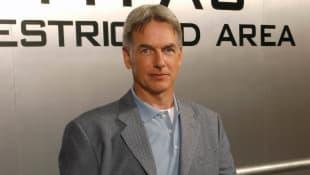 Mark Harmon en una imagen promocional de la serie 'NCIS'