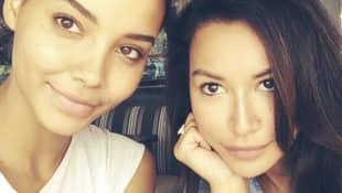 Nickayla and Naya Rivera