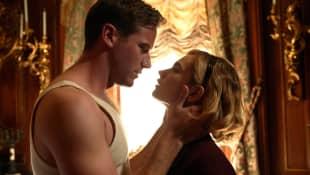 Escena de la película 'Rebecca'