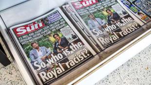 'The Sun' Newspaper