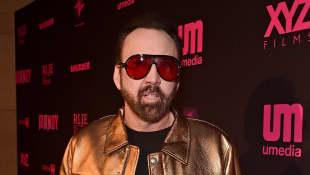Nicolas Cage Marries girlfriend wife Riko Shibata In Las Vegas wedding 2021