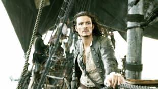 Orlando Bloom 'Pirates of the Caribbean' Quiz