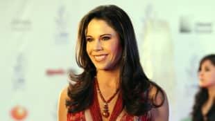 Paola Rojas alfombra