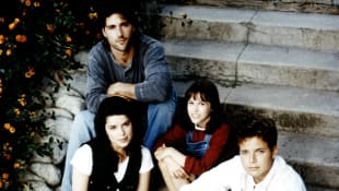 The 'Party of Five' Cast in 1994
