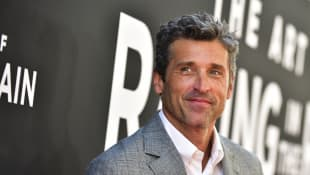 "Patrick Dempsey Quotes 'Grey's Anatomy' ""Derek Shepherd"" As He Encourages Fans To Wear Masks"
