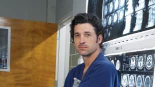 "Patrick Dempsey ""Dr. Derek Shepherd"" 'Grey's Anatomy'."