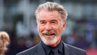 Pierce Brosnan WWII Veteran New Movie 'The Last Rifleman' 2020
