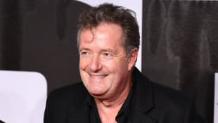 "Piers Morgan attends the European Premiere of ""Creed II"" at BFI IMAX on November 28, 2018 in London, England"