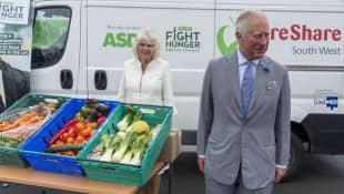 Príncipe Carlos y Duquesa Camilla