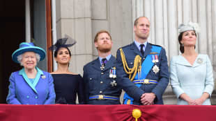 "Prince Harry & Duchess Meghan Want royal Family ""Healing"" In 2021 Prince William UK"